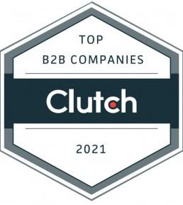 Top B2B Companies Clutch 2021